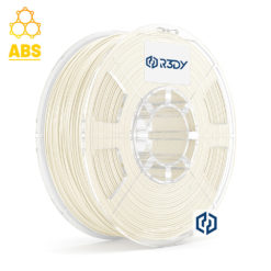 Filamento ABS Natural 1,75mm - 1 Kg