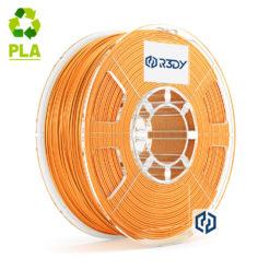 Filamento PLA Laranja Neon 1,75mm - 1 Kg