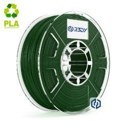 Filamento PLA Verde Escuro 1,75mm - 1 Kg