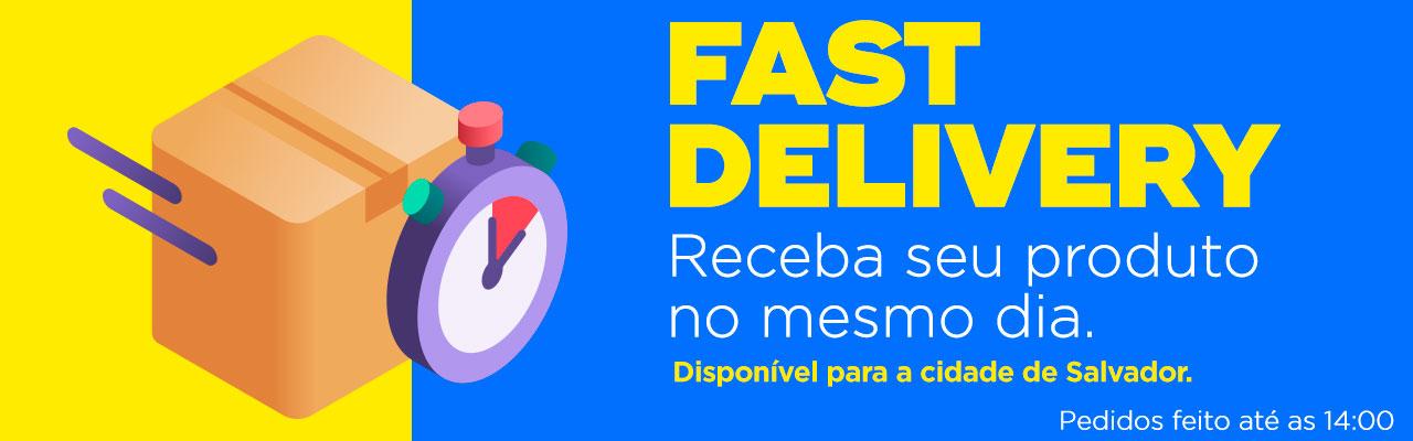 Banner R3DY Entrega Rápida