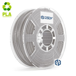 Filamento PLA Cinza 1,75mm - 1 Kg
