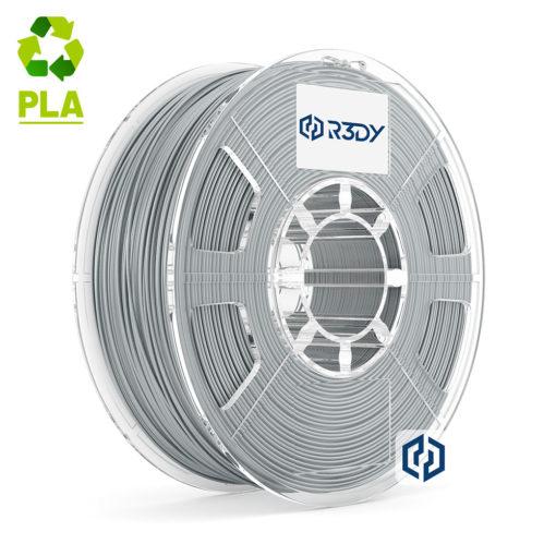 Filamento PLA Prata 1,75mm - 1 Kg