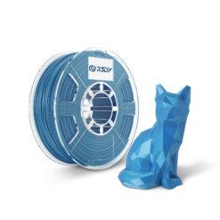 Filamento 3D Azul Metálico