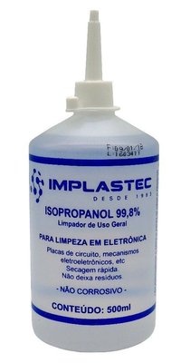 Álcool Isopropílico