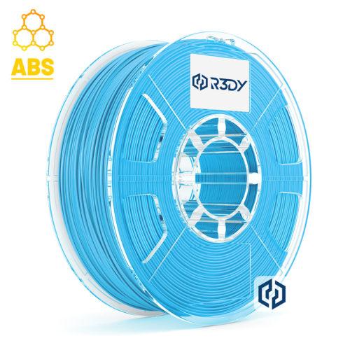 Filamento ABS Azul Bebê 1,75mm - 1 Kg