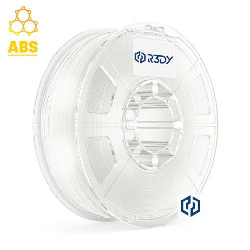 Filamento ABS Cristal 1,75mm - 1 Kg
