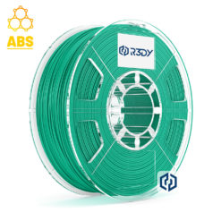Filamento ABS Verde Tiffany 1,75mm - 1 Kg