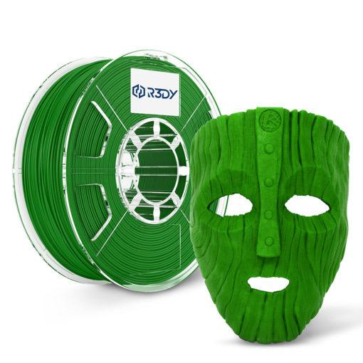 Filamento 3D Verde Bandeira
