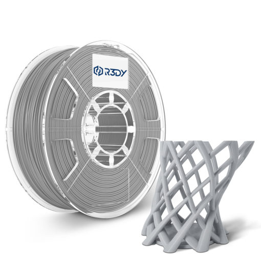 Filamento 3D Cinza