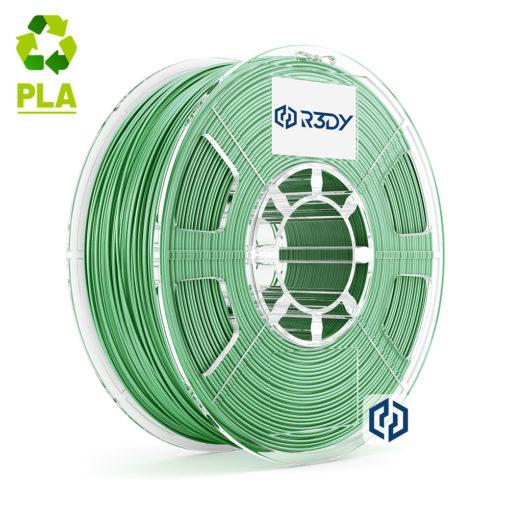 Filamento PLA Verde Metálico 1,75mm - 1 Kg