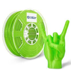 Filamento 3D Verde Neon